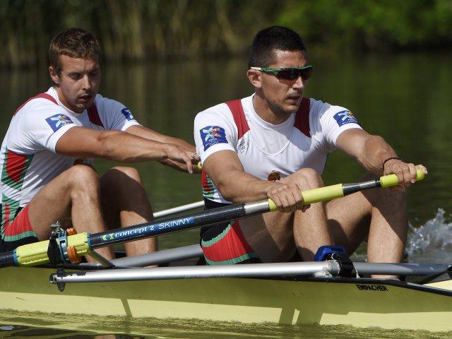 Simon Béla és Juhász Adrián. MTI Fotó: Kovács Tamás