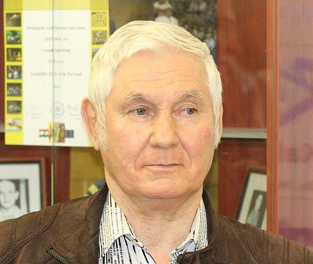 Gedó György. Fotó: JochaPress.hu