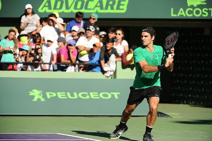 Roger Federer következő ellenfele