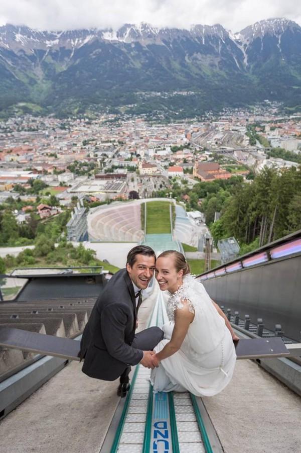 sí_Andreas Kofler, esküvő