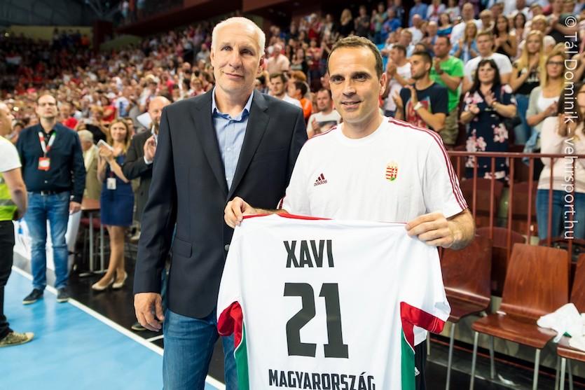 Marosi László és Javier Sabaté. Fotó: vehirsport.hu
