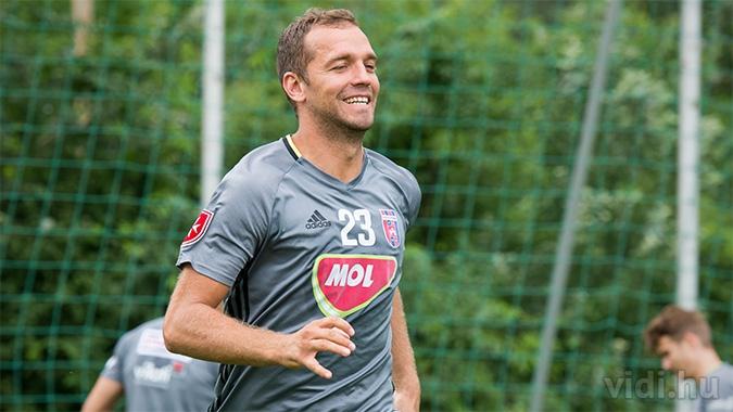 """Juhász Roland: """"Ha úgy játszunk, ahogy a Bordeaux ellen tettük, továbbjuthatunk"""""""