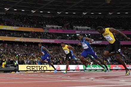 atlétika_London, célbaérkezés, AFP
