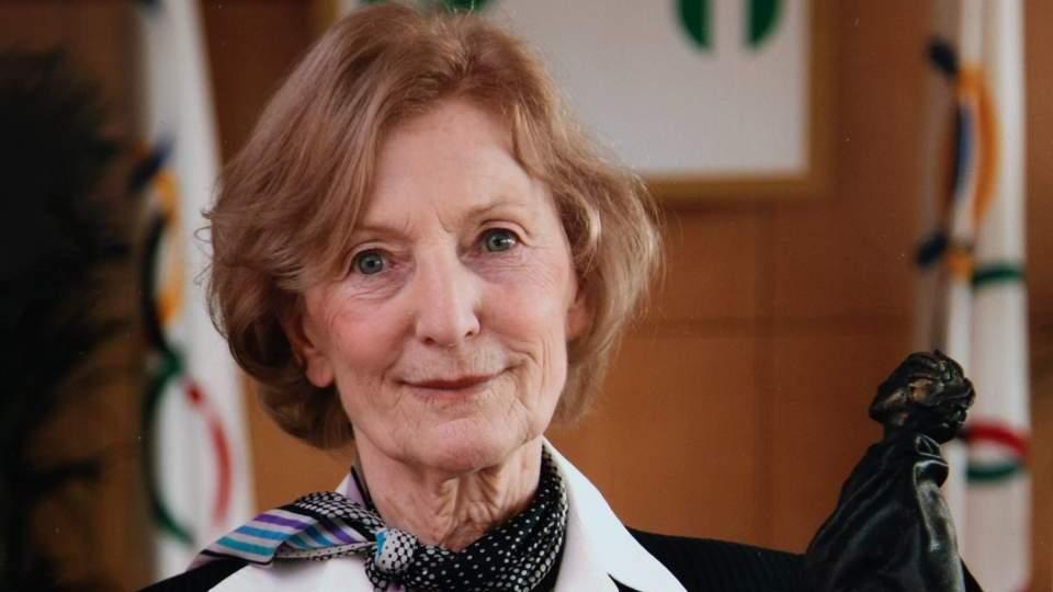Tass Olga 90 éves - JochaPress