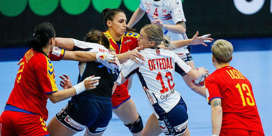 Női kézilabda Eb: norvég és orosz siker, kiestek a csehek ...